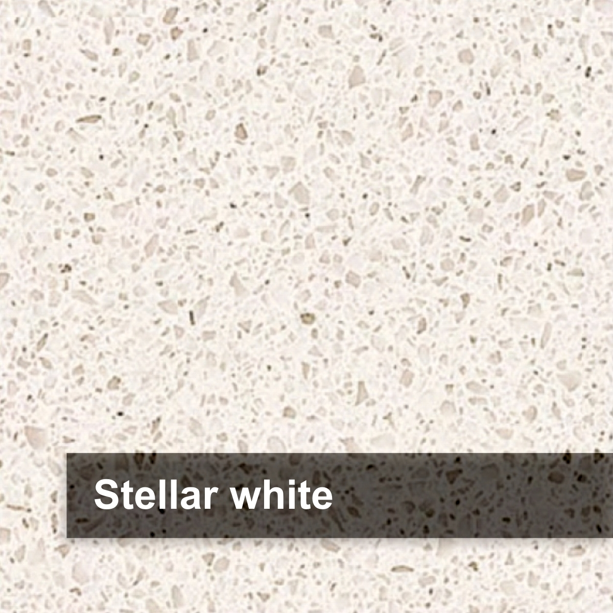 Quartzo Stellar White